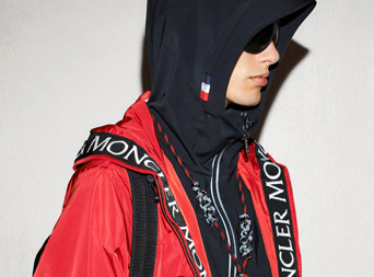 Moncler herenmode jacks & mantels