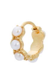Anna + Nina single-la-perla-ring-earring
