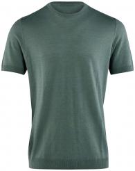 Leurink Knitwear tivoli-o-neck-short-sleeve