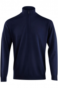 Leurink Knitwear trento-col-zipper