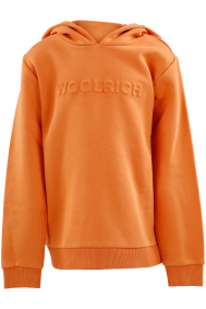 Woolrich logo-hoodie-wksw0101