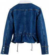 Silvian Heach steeval-denim-jacket