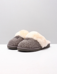UGG cosy-knit-slipper