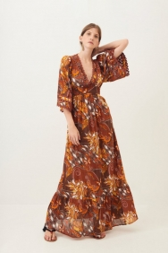 Antik Batik ramba-dress