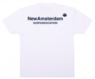 New Amsterdam Surf Associaton logo-tee
